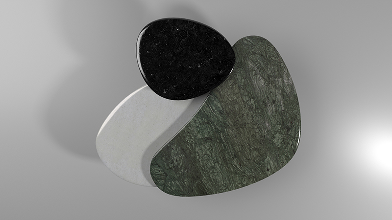 Exclusive Design Furniture: Pebble Table by WOW Architects