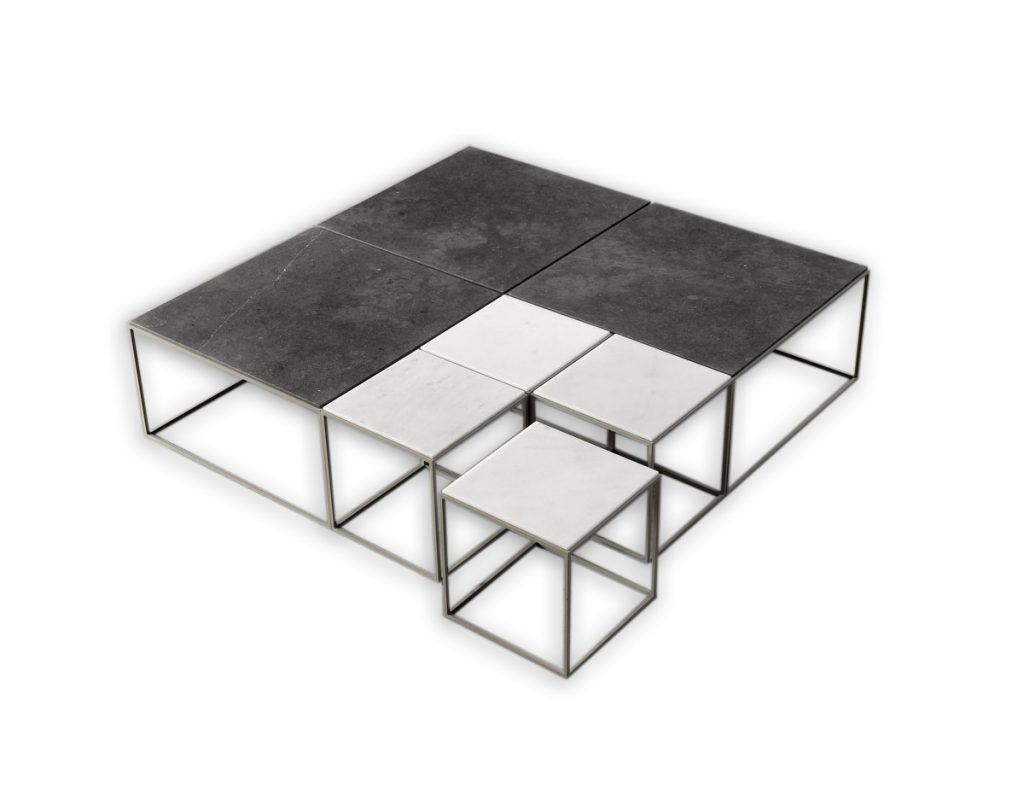 Pequeñas Arquitecturas Side Table